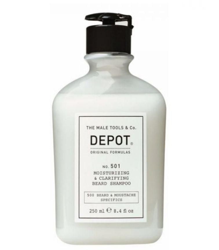 Depot Nº501 Moisturizing - Clarifying Bear Shampoo 250 ML
