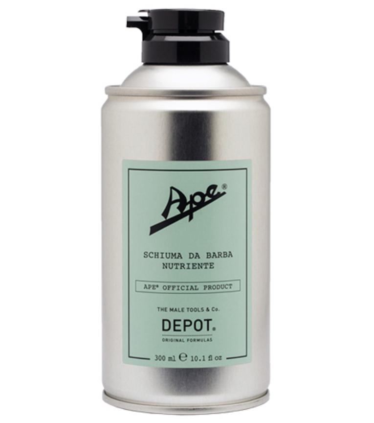 Depot Ape Schiuma da Barba Nutriente 300Ml